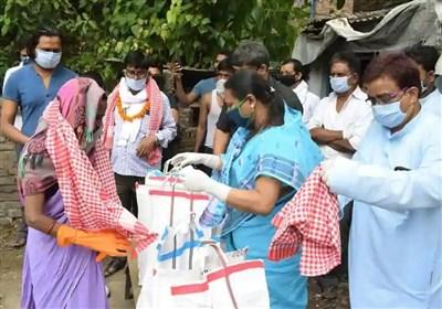 رکورد شکنی مجدد تعداد مبتلایان روزانه کرونا در هند