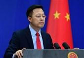 سخنگوی وزارت خارجه چین: آمریکا در امور داخلی ما مداخله نکند