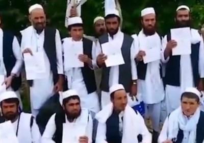 افغانستان  زندانیان آزاد شده دولت توسط طالبان به ۷۱۲ نفر افزایش یافت