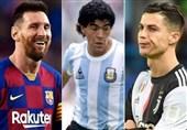 سیمئونه: نمیتوان از مسی، رونالدو و مارادونا در یک تیم استفاده کرد