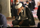 مراسم احیاء شب 21 رمضان در بجنورد به روایت تصاویر
