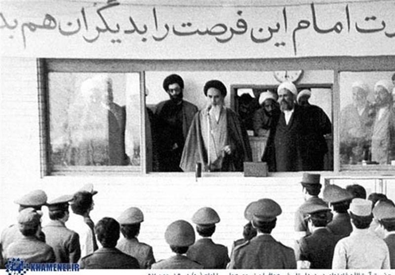 امام خمینی(ره) , حسینیه جماران ,