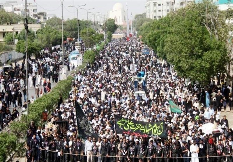 پاکستان میں یوم شہادت مولائے کائنات مذہبی عقیدت و احترام کے ساتھ منایا جا رہا ہے