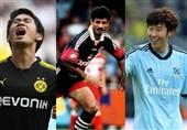 4 بازیکن ایرانی در فهرست بهترین آسیاییهای تاریخ بوندسلیگا + لینک نظرسنجی