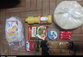 توزیع 4000 بسته معیشتی در قالب رزمایش کمک مومنانه توسط هلال احمر استان مرکزی