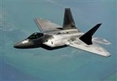 سقوط یک فروند جنگنده اف-22 نیروی هوایی آمریکا در فلوریدا