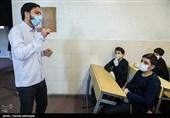 75درصد از دانشآموزان متوسطه در استان اصفهان تاکنون واکسینه شدند