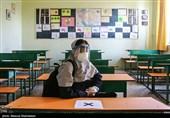حال و هوای دانشآموزان در نخستین روز بازگشایی مدارس + تصاویر