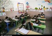 فرم لباس مدارس البرز در مقابل کرونا حفاظتی میشود