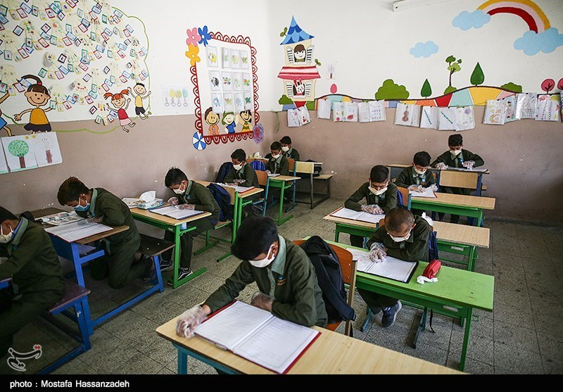 بازگشایی مدارس، دبستان مهربانی پارس-گرگان