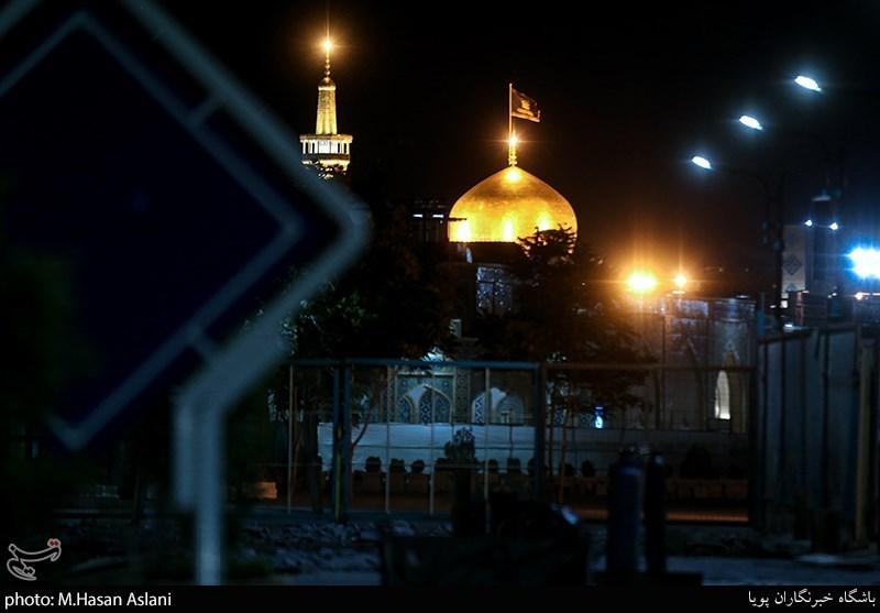 ایران؛ حرم امام رضا علیہ السلام سمیت تمام مقامات مقدسہ عام زائرین کے لئے کھولنے کا اعلان +تصاویر