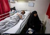 احیای شب بیست و سوم ماه مبارک رمضان در بیمارستان بعثت