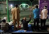 درب های مسجدمقدس جمکران با حضور جمعی از علما و خانواده شهدا بازگشایی میشود