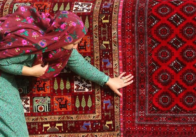 Duydukh, The Turkmen Carpet