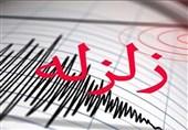 زلزله 4 ریشتری دشتی خسارتی نداشت