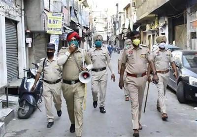 الجزیره: گسترش کرونا در هند به اسلام هراسی دامن زد