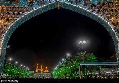 احیای شب بیست و سوم ماه رمضان در کربلای معلی