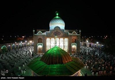 تصویری رپورٹ؛ ایران میں 21 رمضان اور دوسری شب قدر کی مناسبت سے شب بیداری