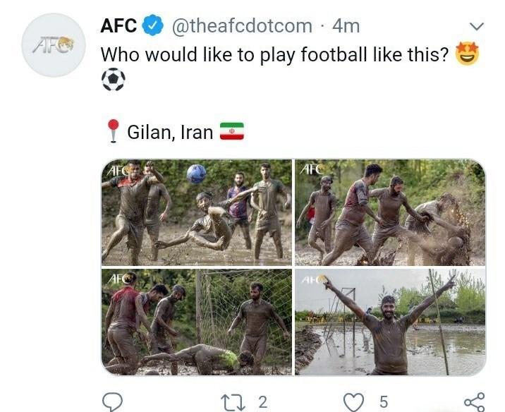 فوتبال , کنفدراسیون فوتبال آسیا (AFC) ,