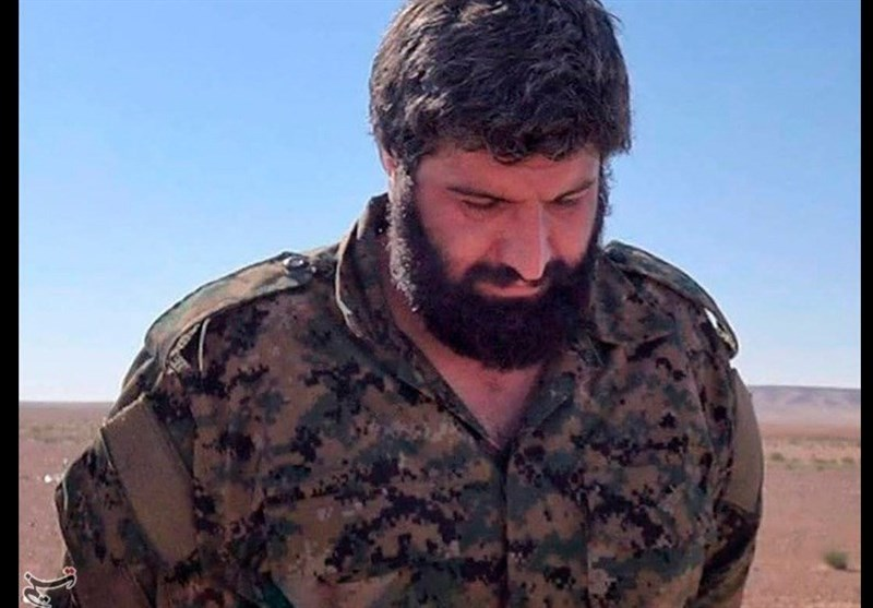 تصاویر دیده نشده از فرمانده جبهه مقاومت، شهید اصغر پاشاپور