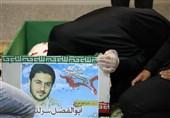 روایت خواهرانه از یک سال دلتنگی برای شهید ابوالفضل سرلک