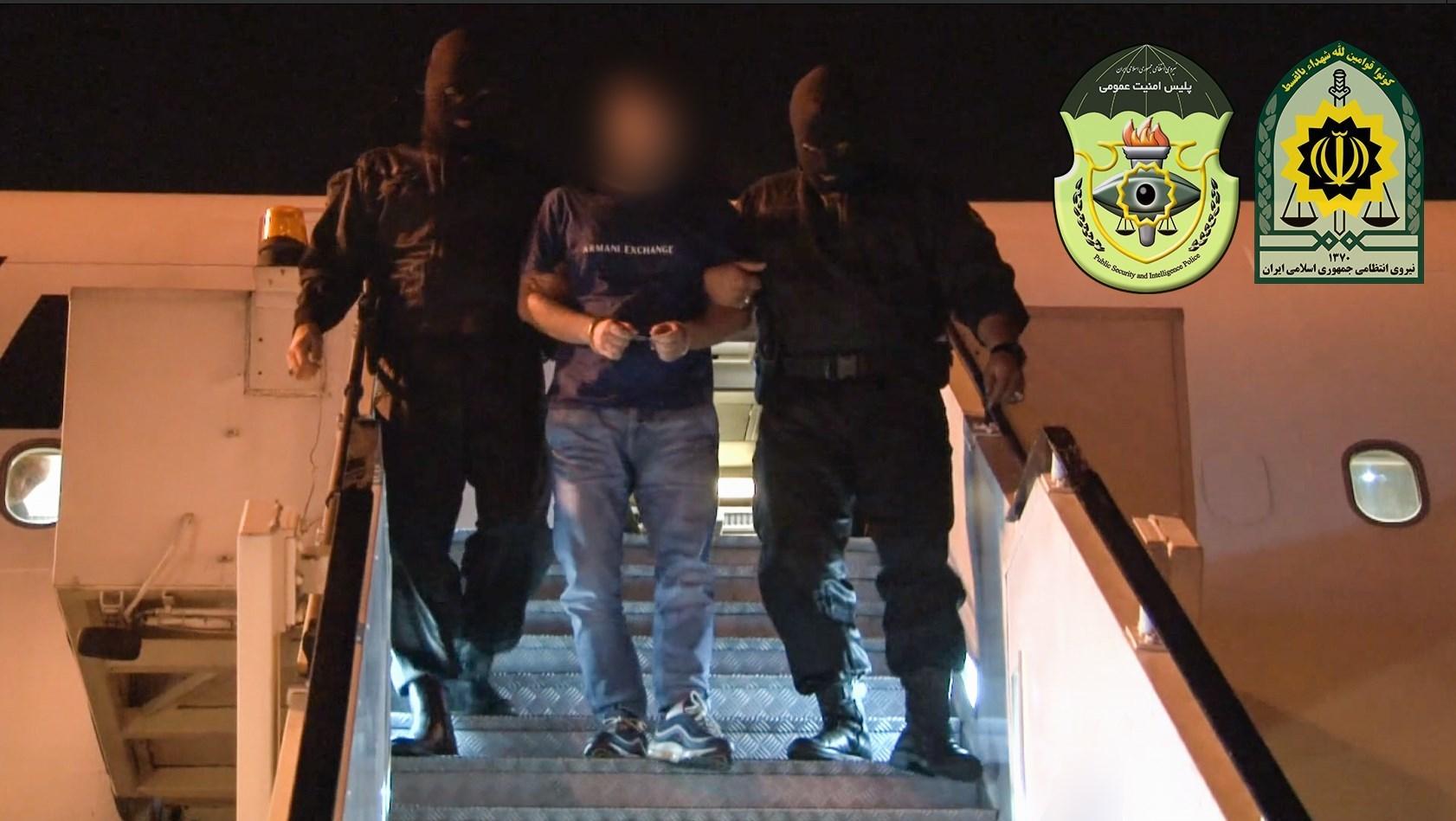 پلیس امنیت | پلیس پاوا , دادسرای ارشاد , قوه قضائیه ,