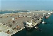 پنجمین کشتی حامل گندم اهدایی هند به افغانستان در چابهار پهلو گرفت
