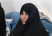 نظر همسر شهید خداکرم درباره نحوه شهادتش/ حاججواد در خالهبازی به دخترانش چه میگفت؟