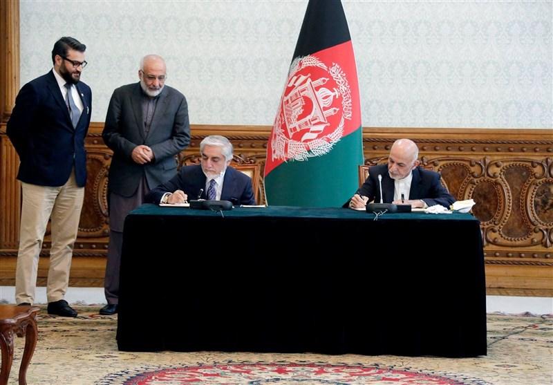 ریاست جمهوری افغانستان: توافق با عبدالله به معنای تقسیم 50 درصدی قدرت نیست