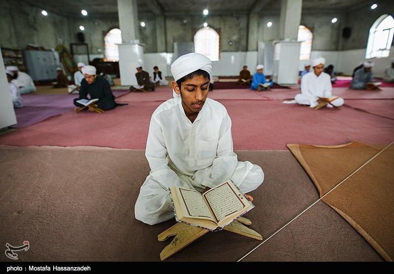 گلستان| برگزاری کلاسهای حفظ و قرائت قرآن با رعایت فاصلهگذاری اجتماعی+تصاویر