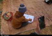معلم عاشقی با 29 سال تدریس رایگان در شیفت دوم برای کودکان روستا!