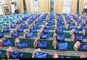 11 هزار بسته معیشتی در رزمایش کمک مومنانه در آران و بیدگل توزیع شد