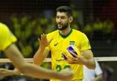 ملیپوش والیبال برزیل در تیم کولاکوویچ