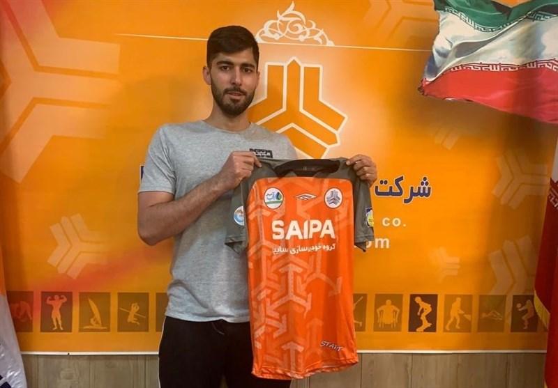 دو ملیپوش والیبال ایران، سایپایی شدند