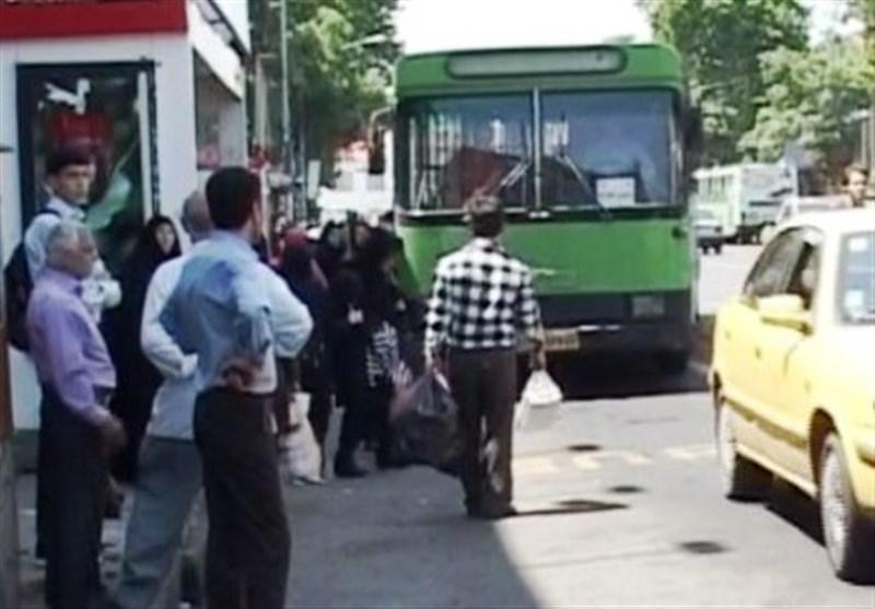عرضه ماسک در 60 پایانه و ایستگاه اتوبوس تهران/ ممانعت جدی از ورود مسافران فاقد ماسک