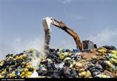 """روزانه 137 تن """"زباله"""" در بجنورد تولید میشود/ چه خبر از کارخانه کمپوست؟"""