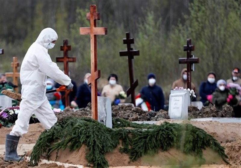 شمار قربانیان کرونا در مسکو از 1700 نفر گذشت