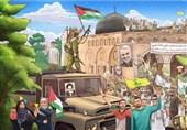 اعلام انزجار ائمه جمعه استان قزوین از رژیم صهیونیستی/ به امید اقامه نماز در قدس شریف + فیلم
