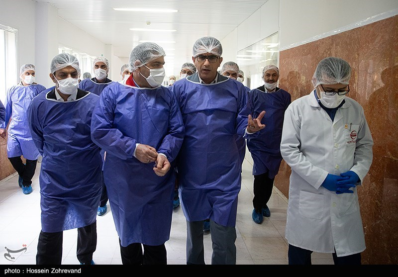 Over 215,000 Coronavirus Patients Recover in Iran