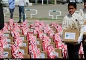 رزمایش کمکهای مومنانه کمیته امداد استان کرمان آغاز شد+عکس
