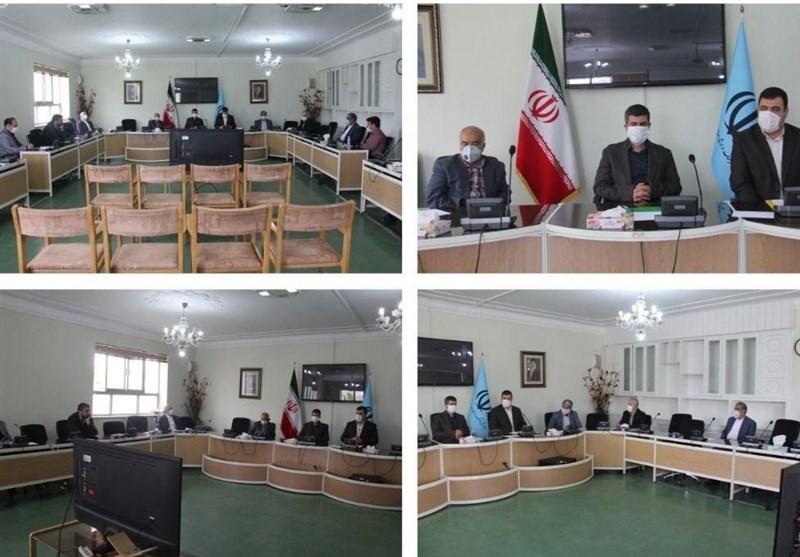 اتاق فکر پسا کرونا در حوزه صنعت چاپ و تبلیغات در مشهد مقدس برگزار شد