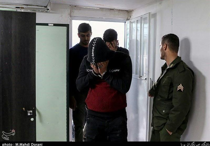 تهران  شهادت مأمور پلیس حین دستگیری سارقان مسلح + عکس
