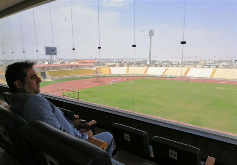 ورزشگاه شهیدنادر مهدوی بوشهر آماده برگزار رقابتهای لیگ برتر است+تصاویر