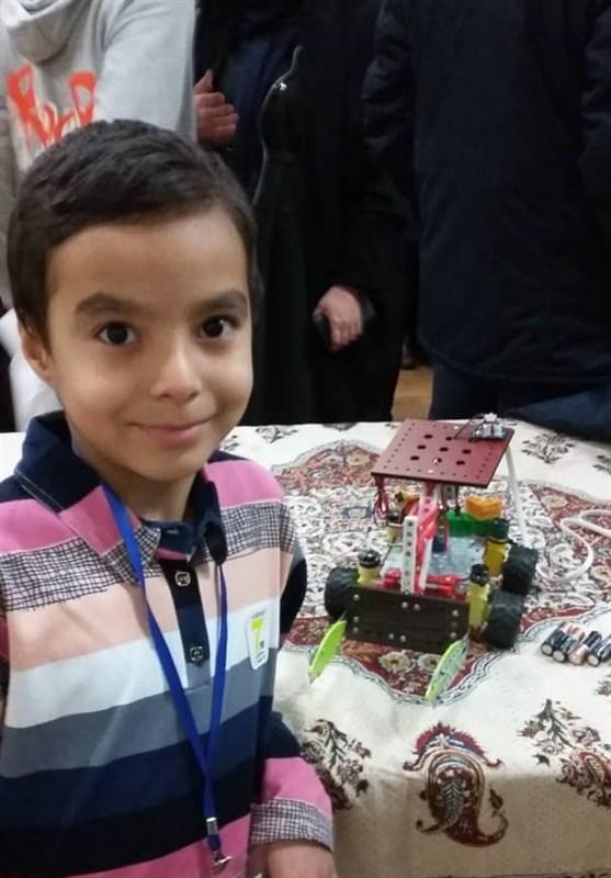 موفقیت دانشآموز تهرانی در مسابقات رباتیک روسیه