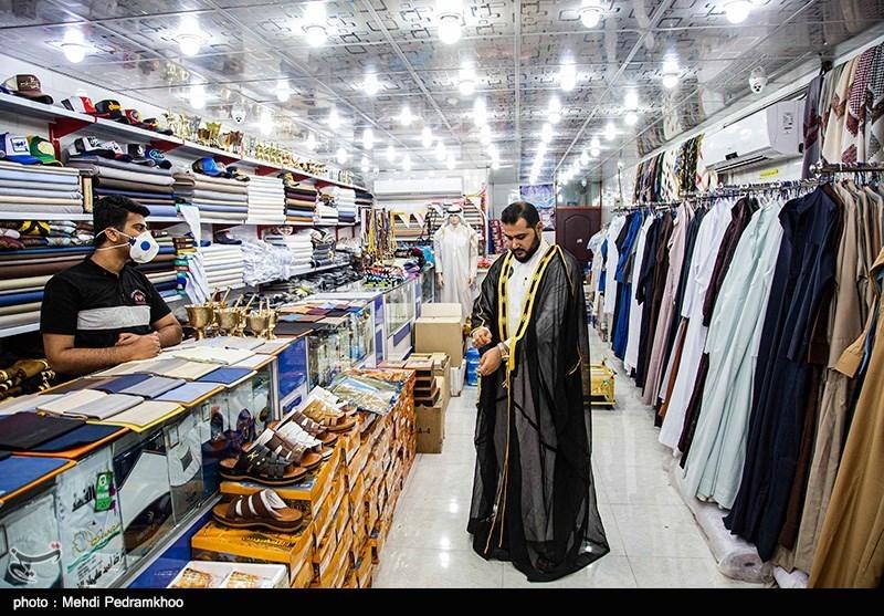 حال و هوای بازار عید فطر در اهواز