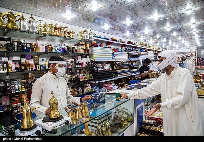 عنوان حال و هوای بازار عید فطر در اهواز