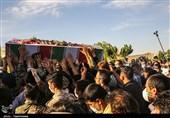 سفری به شهر شهادت و مقاومت خراسان شمالی؛ پاسداشت مردم شهیدپرور درق از شهید رمضان +فیلم