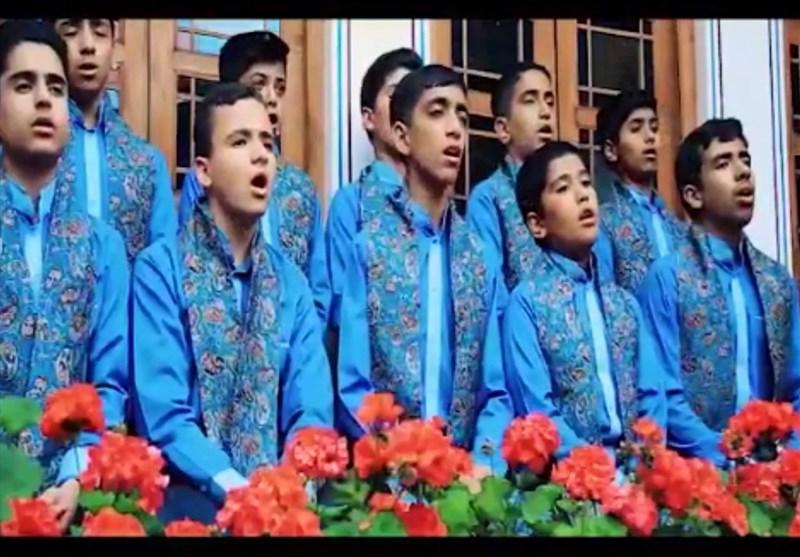 آرمانهای انقلاب؛ مسیری که نوجوانان قرآنی اصفهان در آن گام برداشتهاند/ قدردانی رهبرمعظم انقلاب از پخش یک تواشیح