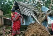 تعداد قربانیان طوفان آمفان در کشور هند به 80 نفر رسید