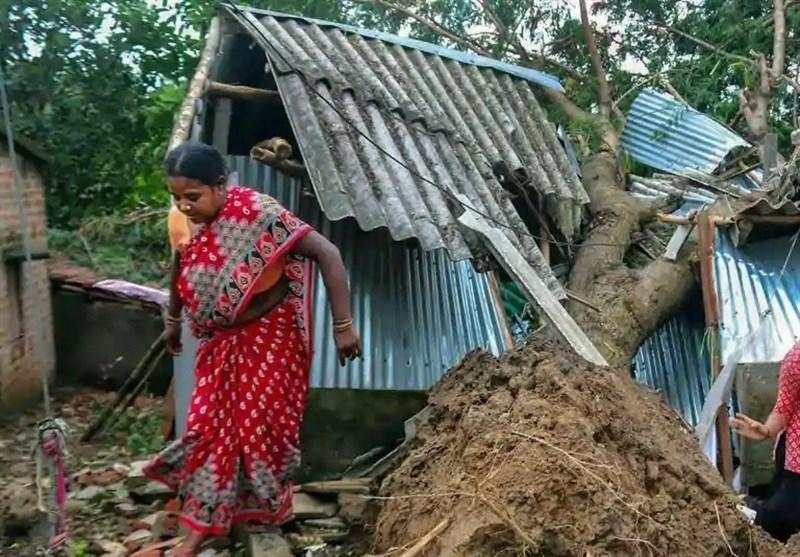 طوفان،هند،ايالت،بنگال،غربي،سواحل،مسئولين،شرقي